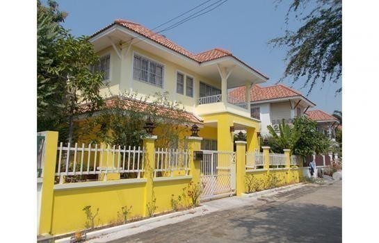 For Sale or Rent 3 Beds House in Bang Bua Thong, Nonthaburi, Thailand | Ref. TH-TPOCYNXP