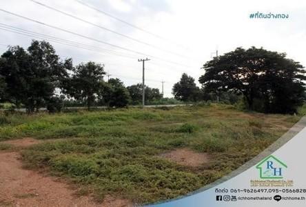 Продажа: Земельный участок 3 рай в районе Samko, Ang Thong, Таиланд
