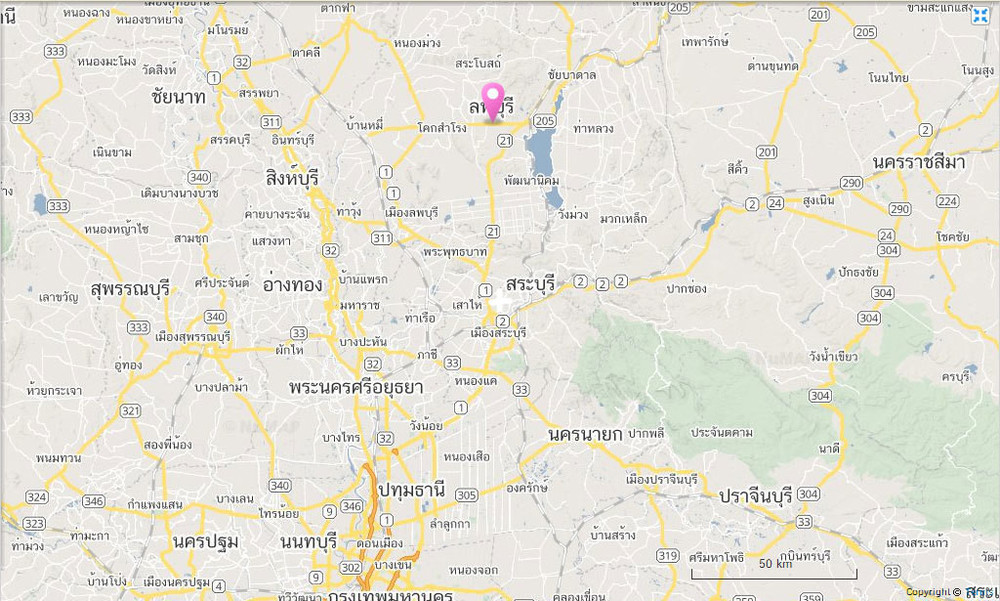For Sale Land 30 rai in Khok Samrong, Lopburi, Thailand | Ref. TH-CAVCJATG