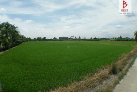 For Sale Land 17 rai in Bang Nam Priao, Chachoengsao, Thailand