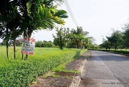 For Sale Land 295 sqwa in Bang Phli, Samut Prakan, Thailand
