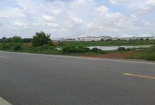 For Sale Land 25 rai in Bang Khla, Chachoengsao, Thailand
