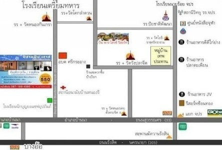 For Sale Land 260 sqwa in Ban Na, Nakhon Nayok, Thailand