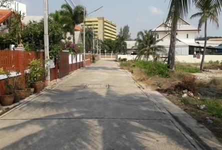 For Sale Land 646 sqwa in Hua Hin, Prachuap Khiri Khan, Thailand