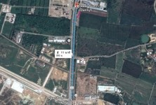 For Sale Land 4 rai in Si Maha Phot, Prachin Buri, Thailand