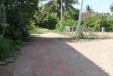 For Sale Land 96 sqwa in Bang Khonthi, Samut Songkhram, Thailand