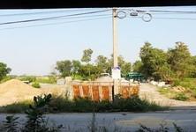 ขาย ที่ดิน 852 ตร.ว. เมืองปทุมธานี ปทุมธานี