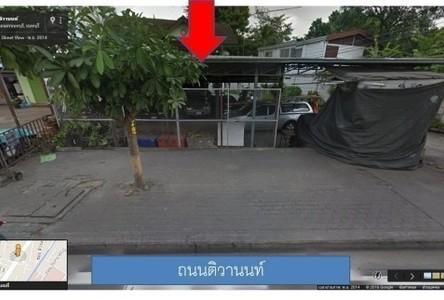 ขาย ที่ดิน 135 ตร.ว. เมืองนนทบุรี นนทบุรี