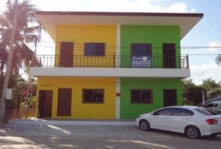 For Rent Apartment Complex 36 sqm in Bang Lamung, Chonburi, Thailand