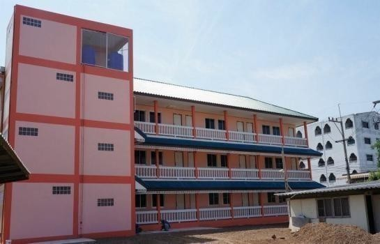 For rent apartment complex 30 sqm in mueang lop buri for Apartment complex for rent