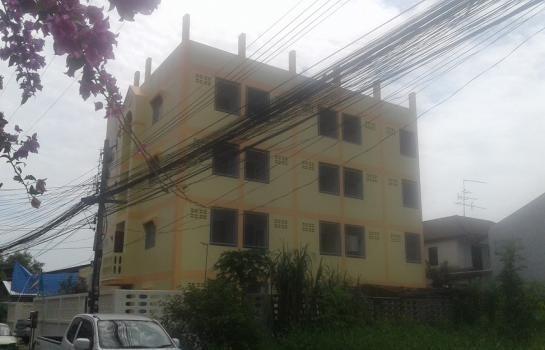 ให้เช่า อพาร์ทเม้นท์ทั้งตึก 20 ตรม. ลำลูกกา ปทุมธานี   Ref. TH-TZJONDJX