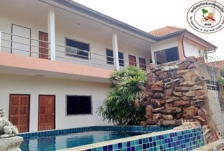 For Sale Apartment Complex 9 rooms in Bang Lamung, Chonburi, Thailand