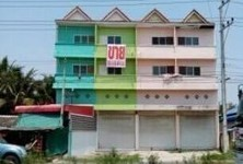 For Sale Shophouse 27 sqwa in Ban Phaeo, Samut Sakhon, Thailand