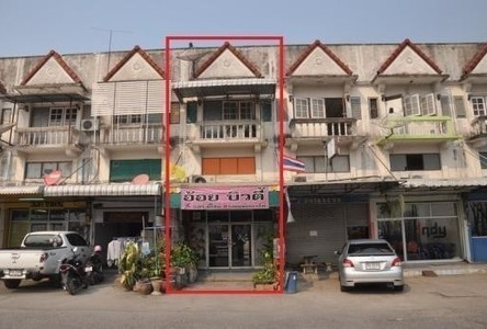 For Sale 3 Beds Shophouse in Mueang Nakhon Ratchasima, Nakhon Ratchasima, Thailand