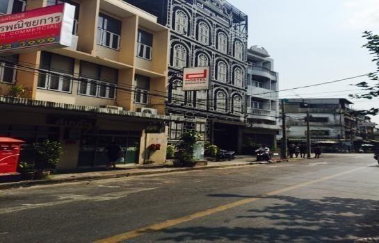 ขาย หรือ เช่า อาคารพาณิชย์ 5 ห้องนอน พระนคร กรุงเทพฯ | Ref. TH-MCESYCEN