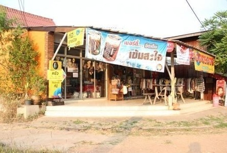 For Rent 1 Bed Shophouse in Yang Talat, Kalasin, Thailand
