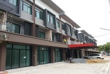 For Sale Shophouse 24 sqwa in Bang Khun Thian, Bangkok, Thailand