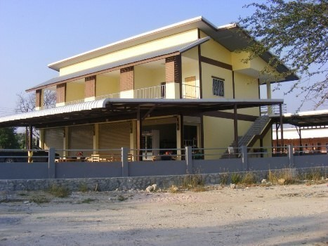 For Rent Apartment Complex 40 sqm in Phan Thong, Chonburi, Thailand   Ref. TH-QCQAYCOF