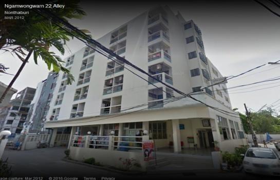 ให้เช่า อพาร์ทเม้นท์ทั้งตึก 28 ตรม. เมืองนนทบุรี นนทบุรี | Ref. TH-NEPZKJFJ