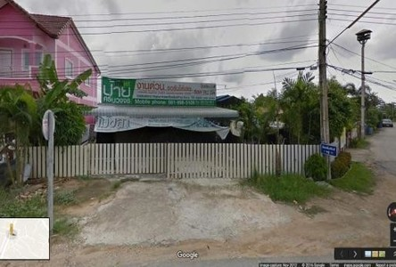 For Rent Land 419 sqwa in Bang Lamung, Chonburi, Thailand
