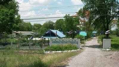 For Sale Land 26 rai in Chai Badan, Lopburi, Thailand | Ref. TH-HSFBJUYV