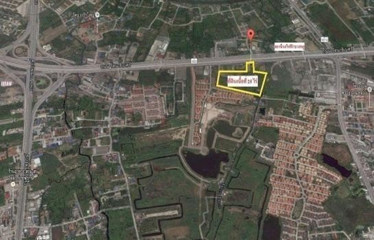 For Sale Land 25 rai in Bang Bua Thong, Nonthaburi, Thailand | Ref. TH-YVLEFTVQ