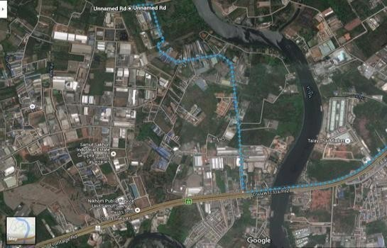 For Sale Land 10 rai in Mueang Samut Sakhon, Samut Sakhon, Thailand | Ref. TH-NFKYQKHM