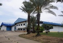 For Sale Warehouse 9 rai in Ban Pong, Ratchaburi, Thailand