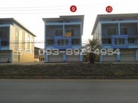 Продажа: Шопхаус с 2 спальнями в районе Mueang Chiang Rai, Chiang Rai, Таиланд | Ref. TH-EYTYTPDQ