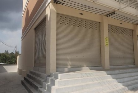 For Sale or Rent Shophouse 144 sqm in Bang Lamung, Chonburi, Thailand
