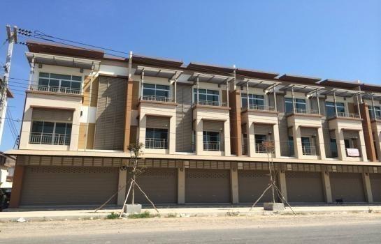 ขาย อาคารพาณิชย์ 4 ห้องนอน เมืองบุรีรัมย์ บุรีรัมย์   Ref. TH-PSDWPVBB