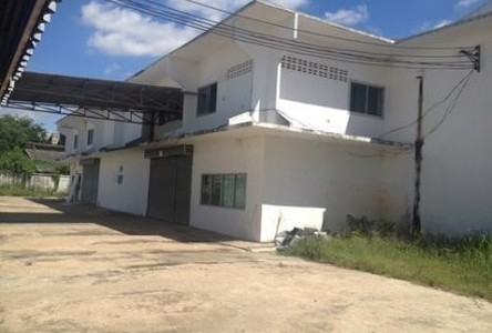 For Sale or Rent Warehouse 5 rai in Khlong Luang, Pathum Thani, Thailand