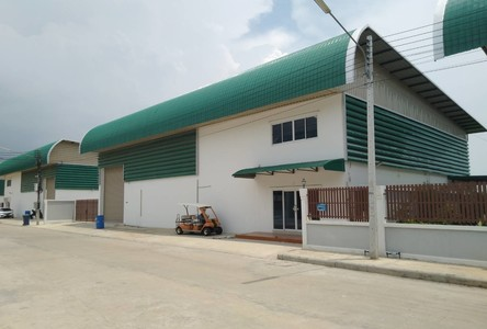 For Rent Warehouse 640 sqm in Thanyaburi, Pathum Thani, Thailand