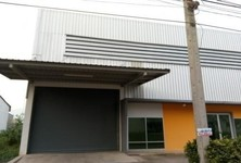 For Sale Warehouse 580 sqm in Bang Pa-in, Phra Nakhon Si Ayutthaya, Thailand