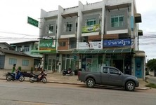 For Sale or Rent 3 Beds Shophouse in Mueang Khon Kaen, Khon Kaen, Thailand