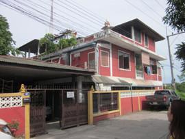 ขาย อพาร์ทเม้นท์ทั้งตึก 24 ห้อง ธัญบุรี ปทุมธานี   Ref. TH-SQCUISIZ
