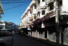 For Sale Shophouse 70 sqwa in Mueang Lampang, Lampang, Thailand