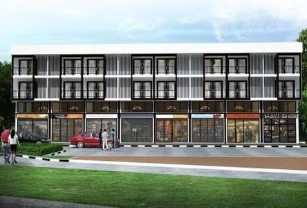 For Sale Shophouse 150 sqm in Nakhon Chai Si, Nakhon Pathom, Thailand