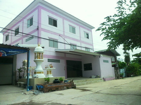 For Sale Warehouse 68 sqwa in Bang Khun Thian, Bangkok, Thailand | Ref. TH-NMTTUBLM