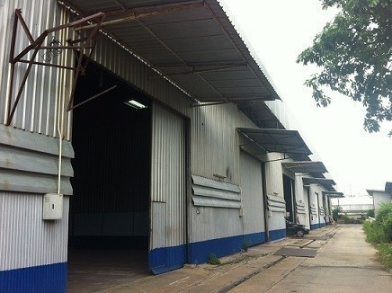 For Rent Warehouse 250 sqm in Lam Luk Ka, Pathum Thani, Thailand | Ref. TH-OPBTAOHR