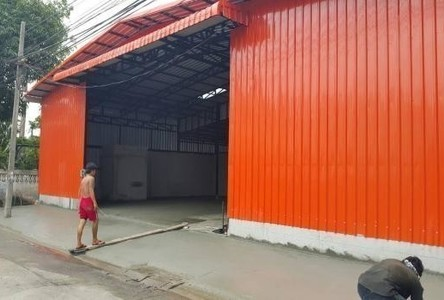 For Rent Warehouse 300 sqm in Lat Phrao, Bangkok, Thailand