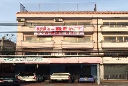 ให้เช่า อาคารพาณิชย์ 10 ห้องนอน บางละมุง ชลบุรี