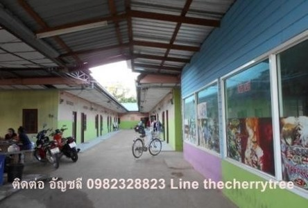 For Sale Apartment Complex 21 rooms in Kalasin, Northeast, Thailand