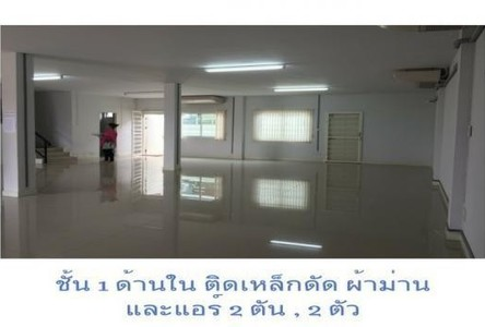 For Sale or Rent 2 Beds Shophouse in Si Maha Phot, Prachin Buri, Thailand