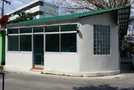 For Sale 1 Bed Shophouse in Huai Khwang, Bangkok, Thailand