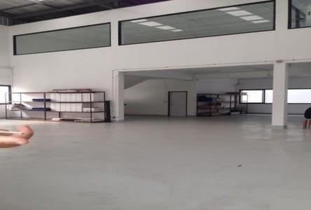 For Rent Warehouse 1,080 sqm in Wang Thonglang, Bangkok, Thailand