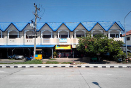 For Sale 2 Beds Shophouse in Lam Plai Mat, Buriram, Thailand
