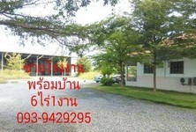 For Sale Warehouse 6 rai in Phra Phutthabat, Saraburi, Thailand