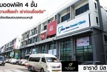 For Sale 4 Beds Shophouse in Pak Kret, Nonthaburi, Thailand