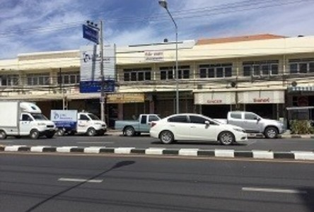 For Sale 4 Beds Shophouse in Hua Hin, Prachuap Khiri Khan, Thailand